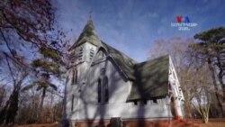 Մերիլենդ նահանգում մի ընտանիք հին եկեղեցին վերածել է բնակելի առանձնատան