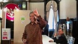 Partisipasi Warga Indonesia dalam Pileg di AS