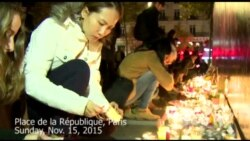 A Tribute to the Victims of the Paris Attacks