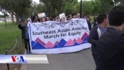 Người Mỹ gốc Đông Nam Á kêu gọi quyền bình đẳng