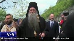Shugurimi i kreut të Kishës Serbe në Mal të Zi mund të shkaktojë tensione ndëretnike