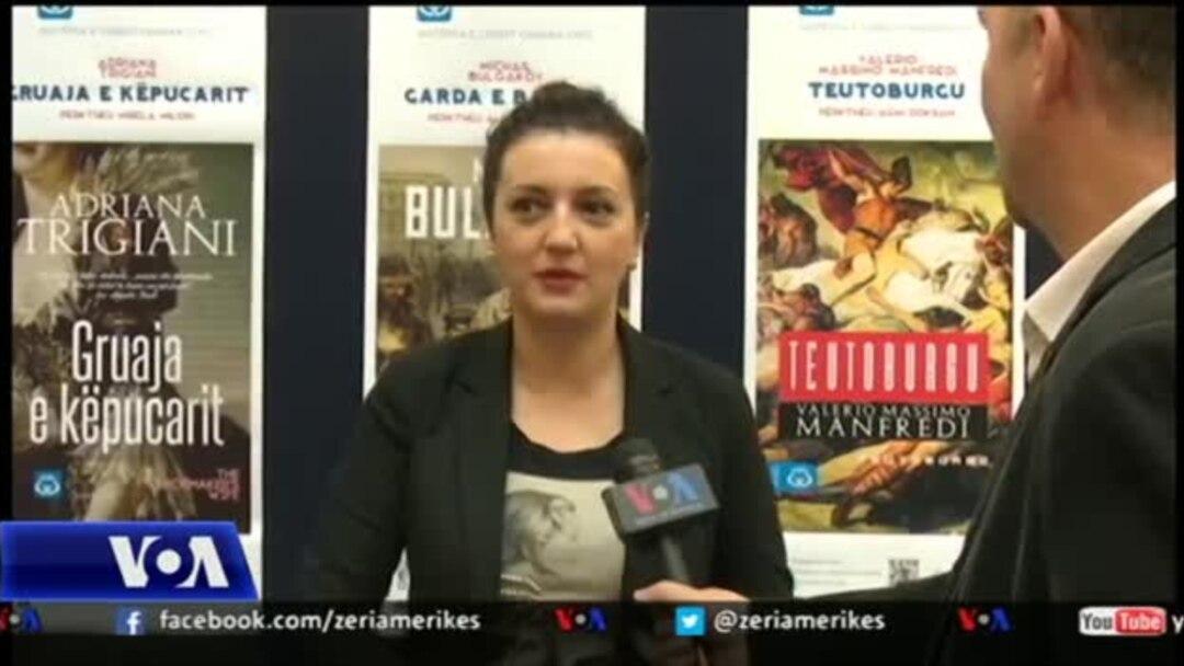 Panairi i librit shqip në Tiranë
