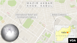 Wazir Akbar Khan district, Kabul