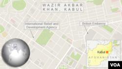 Wazir Akbar Khan district, Kabul