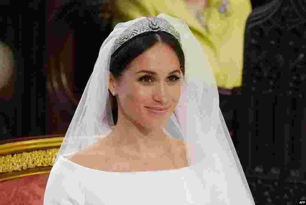 مگان، همسر شاهزاده هری و عروس جدید خانواده سلطنتی بریتانیا
