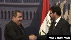 د عراق د بهرنیو چارو وزیر په کابل کې
