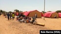 Sabon Sansanin Tsugunnar Da Jama'a a Nijer