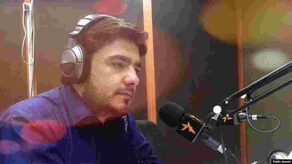 سباوون کاکر، تصویربردار رادیو آزادی
