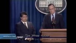 Bush Döneminde Ankara'yla İlişkilere Damgasını Vuran Körfez Savaşı Oldu