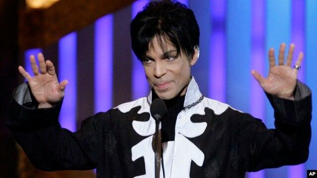 Penyanyi Prince Meninggal dalam Usia 57 Tahun