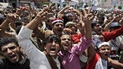 مخالفان صالح توافقنامه انتقال قدرت را امضا کردند
