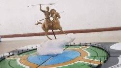 Siidaan Goota Abishee Garbaa Magaalaa Shaambuutti ijaaramuufi.