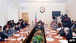 Azərbaycan Mərkəzi Seçki Komissiyası beş seçki blokunu qeydiyyata alıb