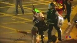 國際特赦組織指責香港警方實施酷刑虐待