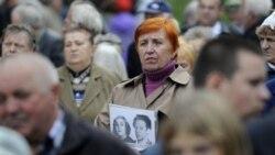 شصت و نهمين سالگرد کشتار ده ها هزار نفر به دست نازی ها در اوکراين