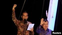 Ông Widodo, 53 tuổi, được nhiều người xem là một nhân vật cải cách và là một trong số rất ít những ứng cử viên không có liên hệ với cựu lãnh tụ độc tài Suharto.
