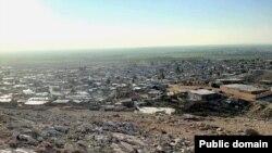 Kampa Mexmûr ya Penaberan