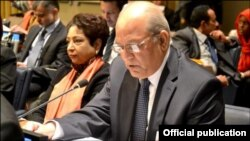 سینیٹر مشاہد اللہ خان