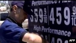 Cene benzina štete Obaminoj kampanji