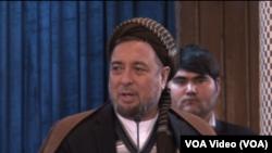 د ملي یووالي د حکومت د اجرائیه رئیس دویم مرستیال