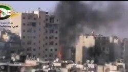 2012-07-25 美國之音視頻新聞: 敘利亞政府向阿勒頗增派軍隊