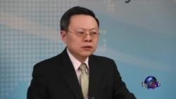 VOA连线:台陆委会主委王郁琦请辞