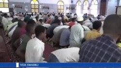 Wakazi wa Mombasa wakaribisha Ramadhan