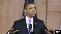Tổng thống Obama nói Hoa Kỳ và EU tái xác nhận sự cần thiết phải để cho trị giá tiền tệ lên xuống theo thị trường