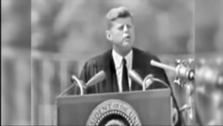 «Речи о мире» Джона Кеннеди – 53 года