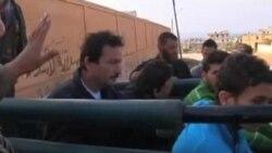 بمباران شهرهای حومه شرقی دمشق (سوريه)