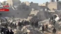 联合国:叙利亚内战导致6万多人死亡