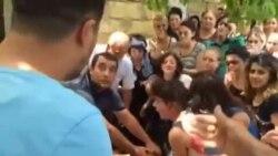 Rasim Əliyevlə vida mərasimi