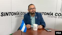 Luis Galeano, periodista nicaragüense, habló con la Voz de América sobre las consecuencias de la persecución a la que fue sometido.