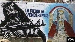 La violencia en Caracas es un problema al que el gobierno no ha conseguido dar solución.