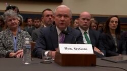 Генпрокурор США Джефф Сешнс отправлен в отставку