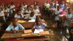 STP: novo ano escolar com salas apinhadas