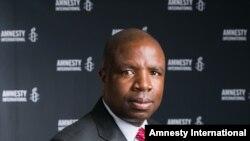 Deprose Muchena, Agaasimaha hay'adda Amnesty International ee Bariga iyo Koofurta Africa