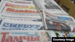 Qirg'iziston matbuotida jurnalistga qarshi kampaniya boshlandi.