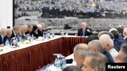 محمود عباس د سه شنبې په ورځ فلسطیني چارواکو سره غونډه لرله