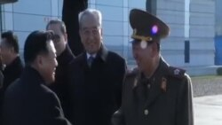 北韓特使訪問俄羅斯