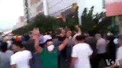 شعار «آخوند باید گم بشه» در تهران | فیلم ارسالی شما