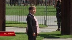 Thủ tướng Đức khẳng định sức khỏe 'ổn' sau khi xuất hiện run rẩy trước công chúng