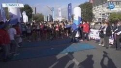 Sporseverler 'İstanbul'u Koşuyorum' Etkinliğinde Buluştu