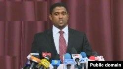 Obboo Shimallis Abdiisaa, Itti aanaa Preezdaantii BMNO