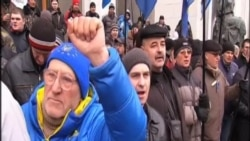 烏克蘭警告俄羅斯不要發動侵略