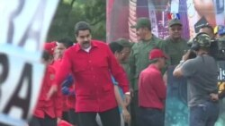 """Venezuela: Maduro """"amenaza"""" a la oposición"""