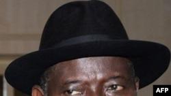 尼日利亚副总统乔纳森(资料照片)