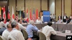 Ministri trgovine 12 zemalja Pacifičkog oboda sastali su se na Havajima da bi razmotrili sporazum o Transpacifičkom partnerstvu.