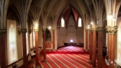 美国教堂变身清真寺的旅程