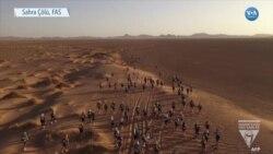Sahra Maratonu'nun Sıcağı Bu Yıl Can Aldı
